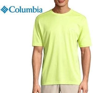 Columbia Men's Napa Green Athletic T-Shirt Size XL